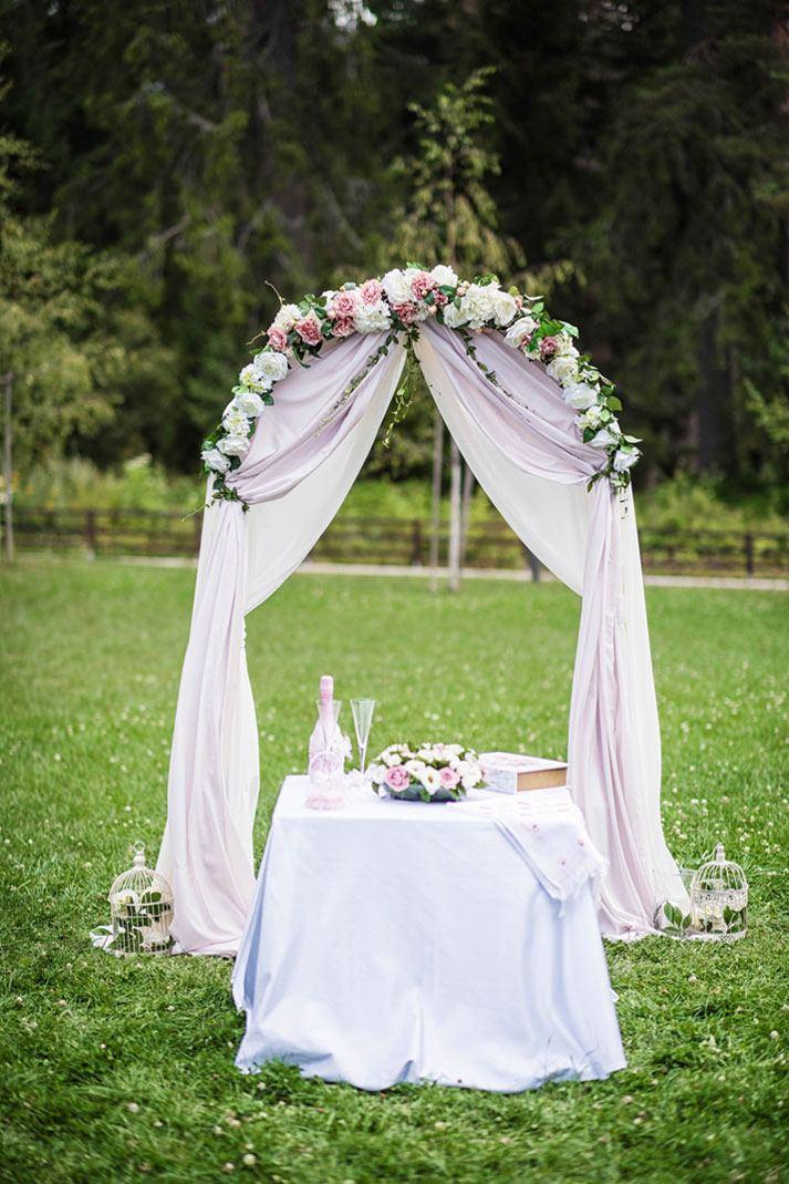 Сватбени арки