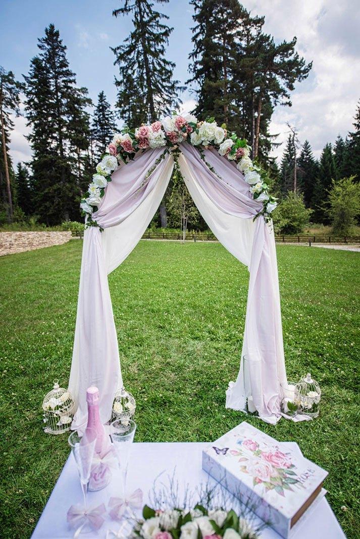 сватбена арка