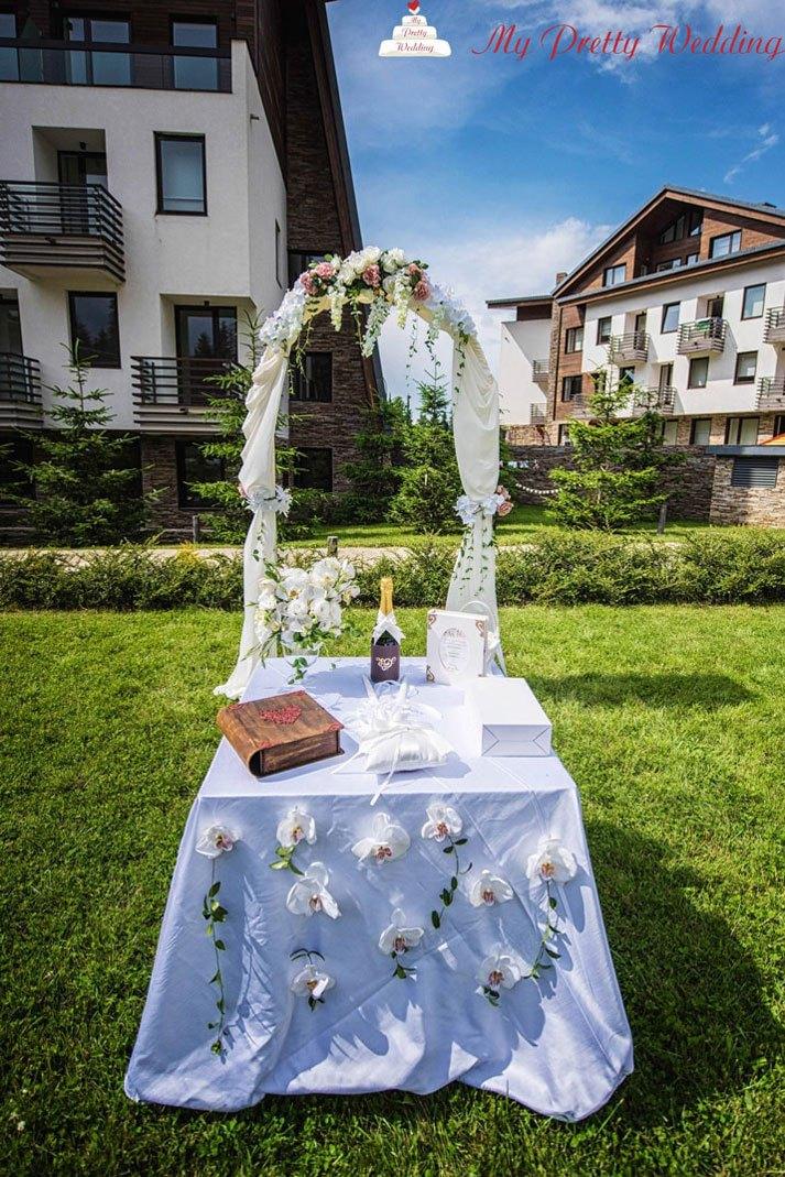 Сватбена агенция цени