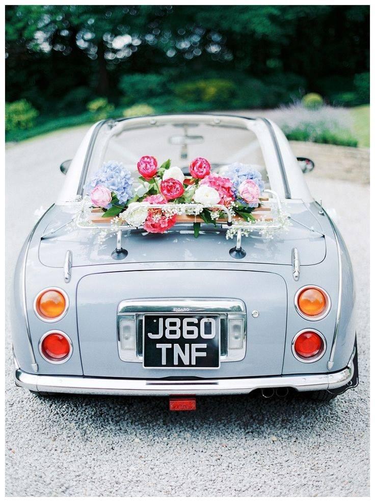 сватбен автомобил